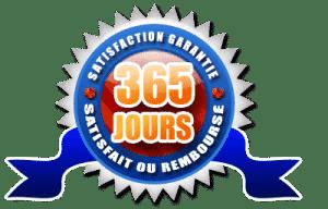 garantie 365 jours