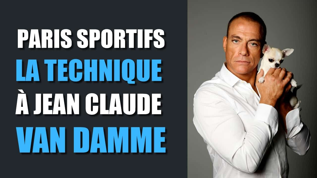La technique à Jean Claude Van Damme