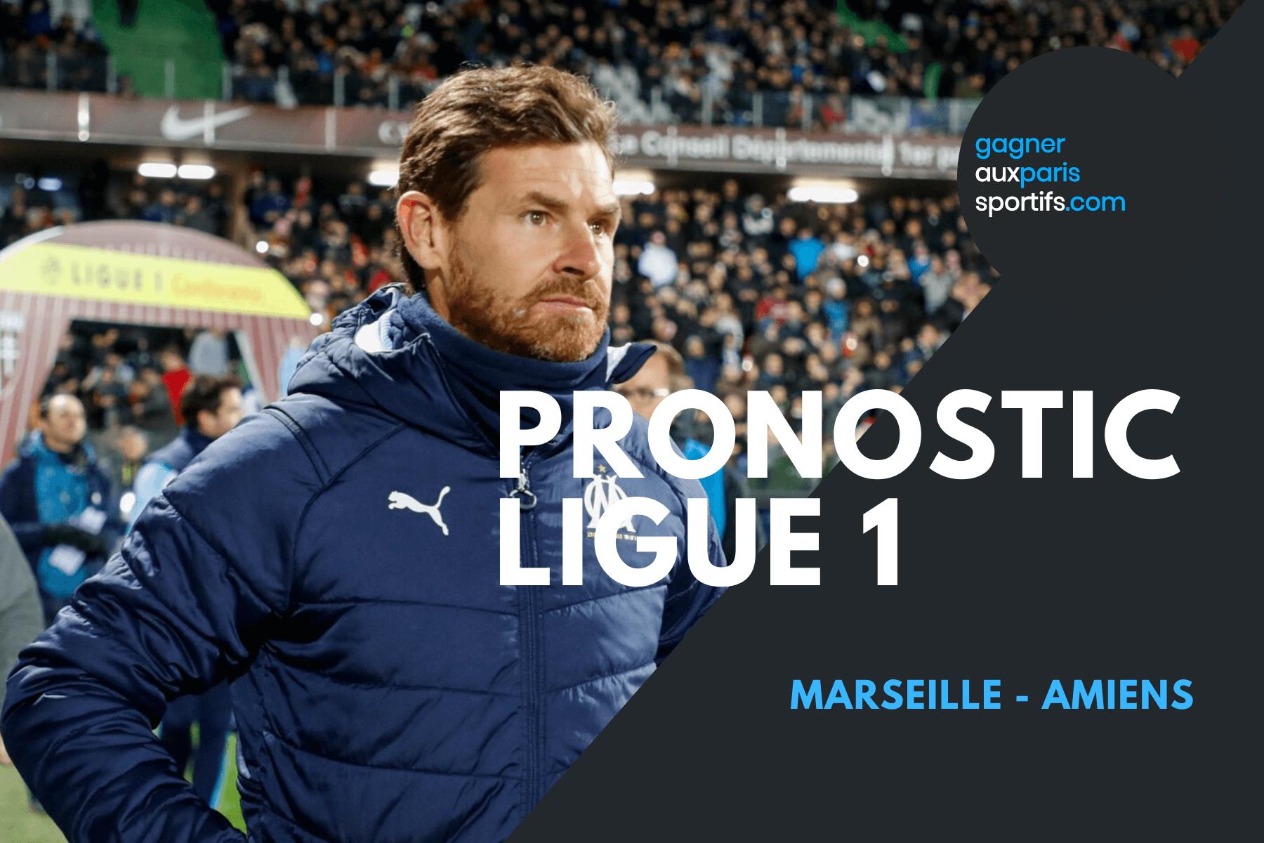 PRONOSTIC Marseille - Amiens Ligue 1