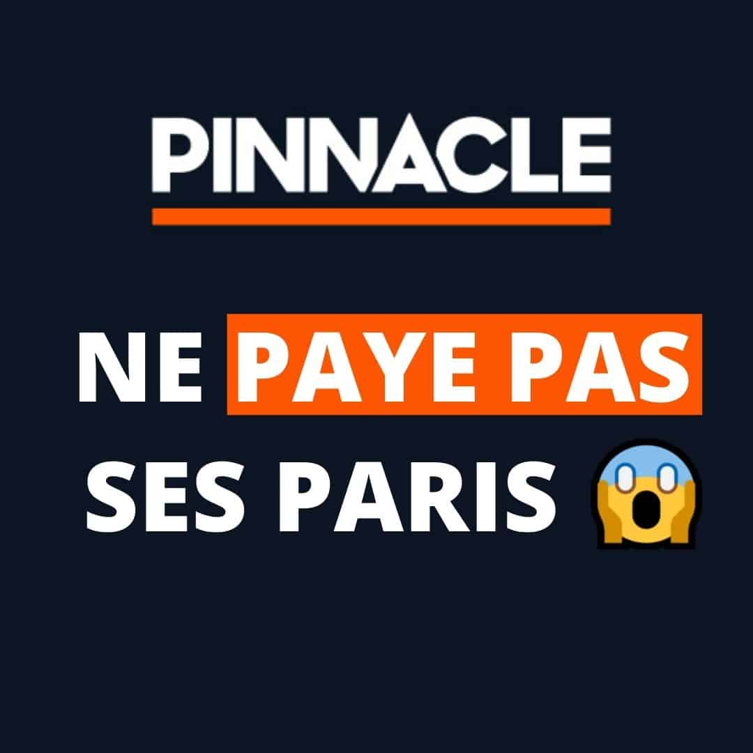 Pinnacle ne le paye pas !