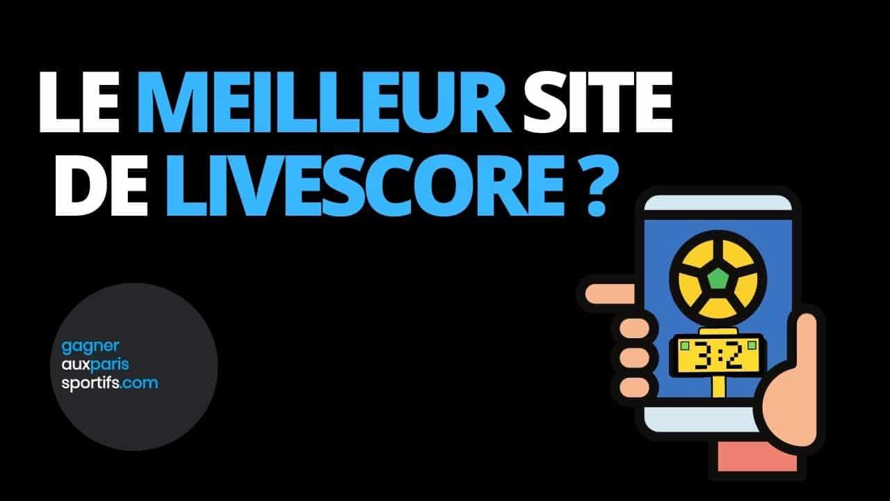 Le meilleur site de live score