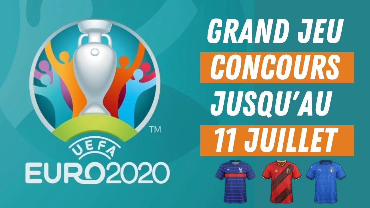 jeu concours euro 2020