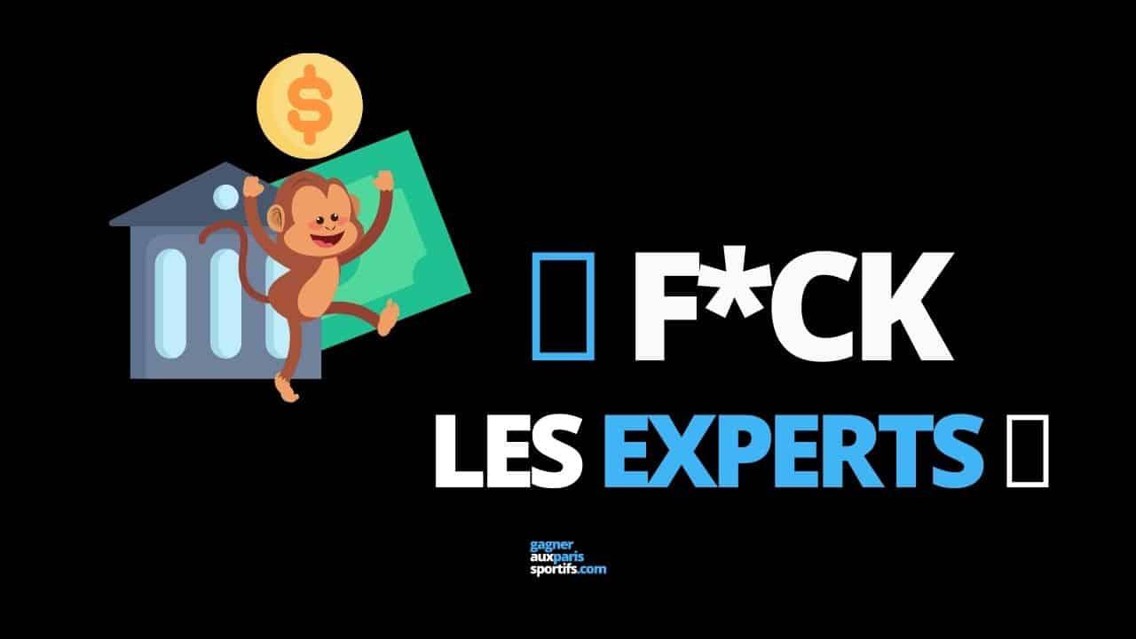 F*ck les experts en bourse !